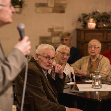 Spotkania dla Seniorów