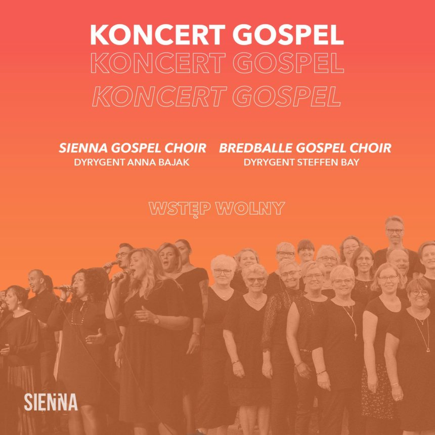 Koncert – Bredballe Gospel Choir & Sienna Gospel Choir