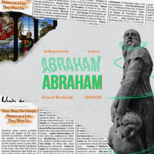 SIENNA ONLINE (14.06) – ABRAHAM (cykl: Bohaterowie wiary)