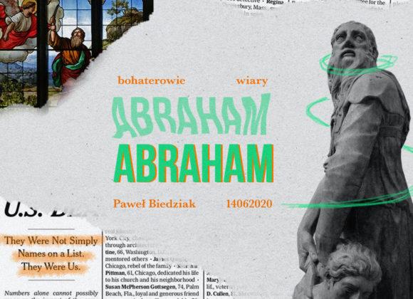 Nabożeństwo niedzielne 14.06 – ABRAHAM (cykl: Bohaterowie wiary)