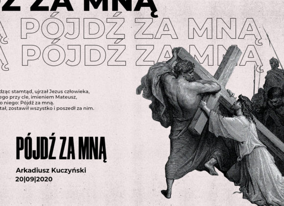 SIENNA ONLINE (20.09) – Pójdź za mną (Arkadiusz Kuczyński)