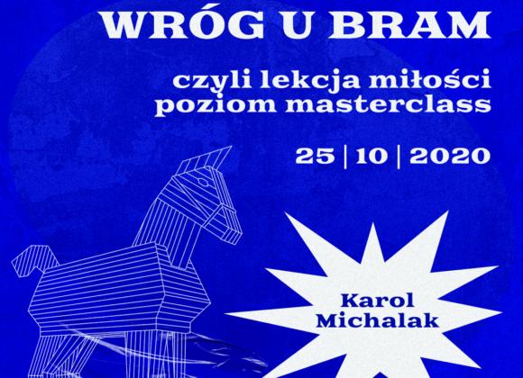 Nabożeństwo niedzielne 25.10 – Wróg u bram (Karol Michalak)