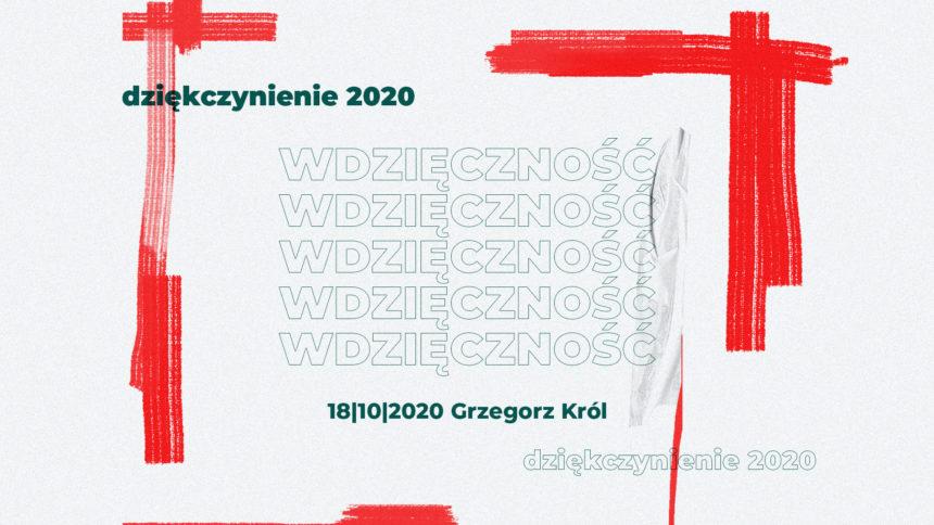 SIENNA ONLINE (18.10) – Święto Dziękczynienia (Grzegorz Król)