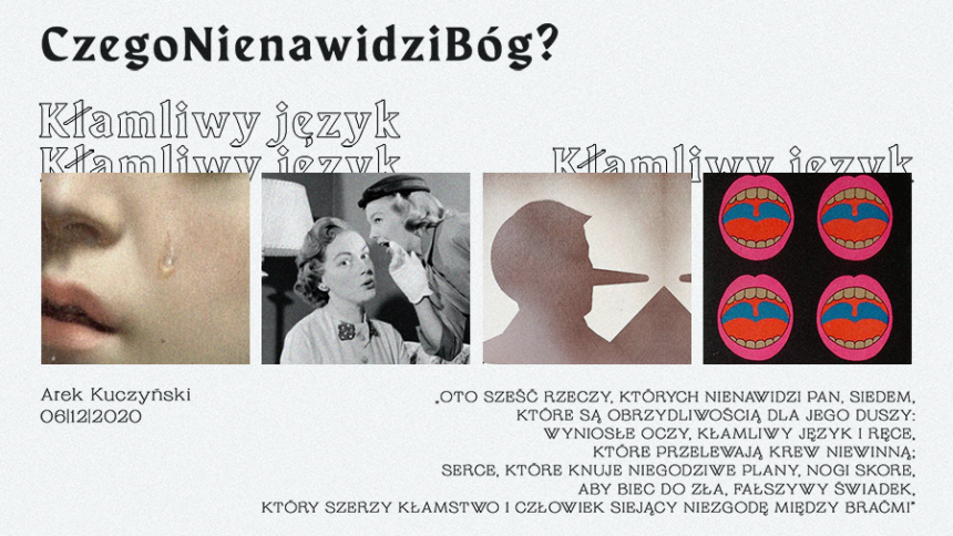 SIENNA ONLINE (6.12) – Kłamliwy język (Arek Kuczyński)