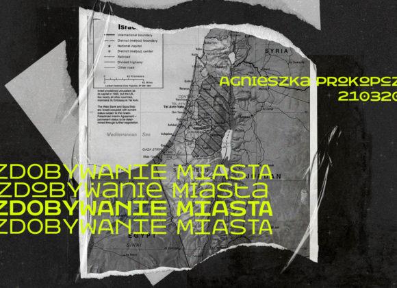 SIENNA ONLINE (21.03) – Zdobywanie miasta (Agnieszka Prokopczuk)