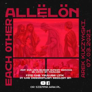 SIENNA ONLINE (7.03) – ALLELON – each other (Arek Kuczyński)