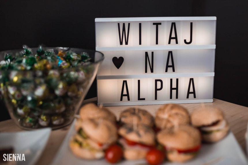 Alpha Sienna – nowa edycja kursu!