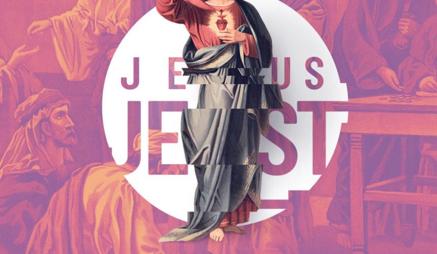 Nabożeństwo niedzielne 3.05 – cykl kazań: Jezus JEST