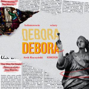 SIENNA ONLINE (2.08) – DEBORA (cykl: Bohaterowie wiary)