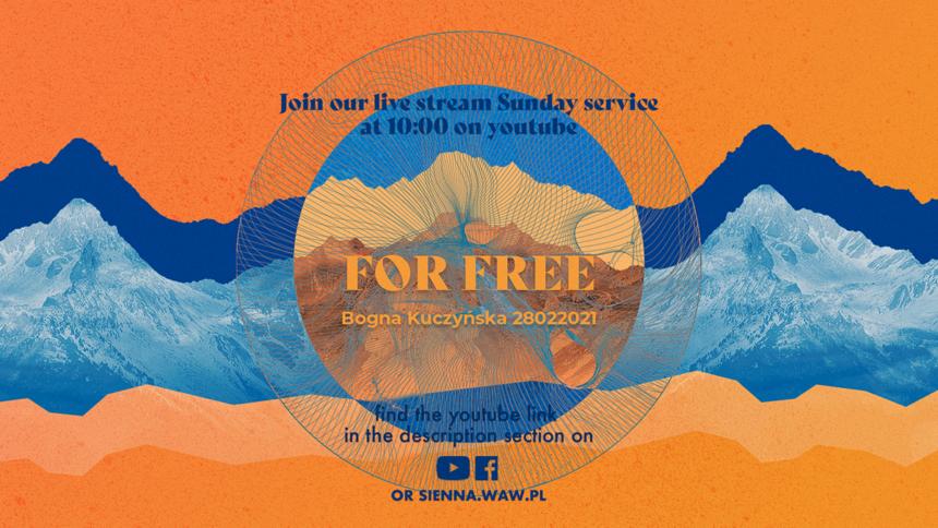 SIENNA ONLINE (28.02) – For free (Bogna Kuczyńska)