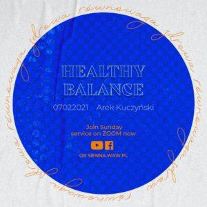 SIENNA ONLINE (7.02) – Healthy balance (Arkadiusz Kuczyński)