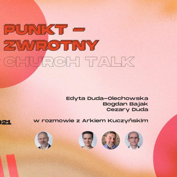 SIENNA ONLINE (2.05) – Punkt zwrotny(church talk) + English stream